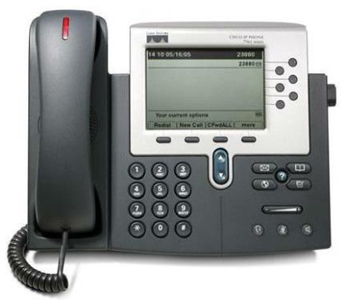 Cisco 7962G IP Phone