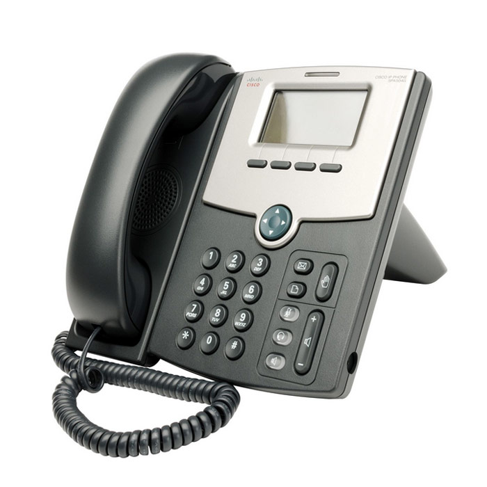 Cisco SPA 512G IP phone