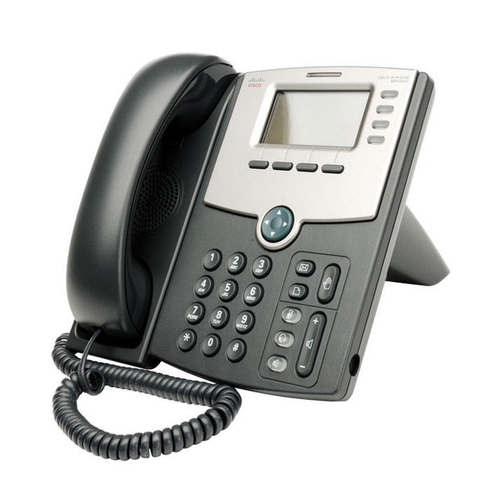 Cisco SPA 514G IP phone
