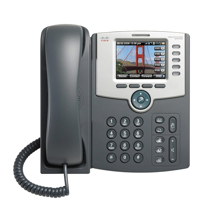 Cisco SPA 525G2 IP phone